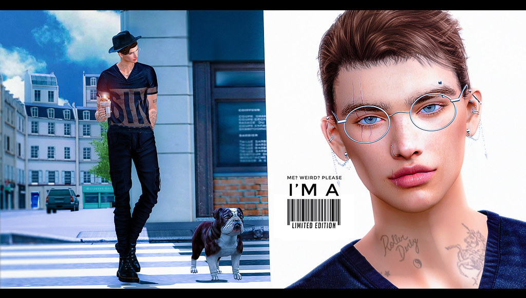 I am NOT weird...I'm a LIMITED EDITION ♥ Eon evoX 3.1 NEW Avarosa Skin