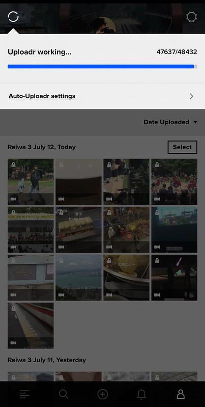 flickr auto-uploadr