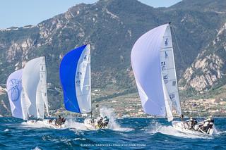 J70 Cup 2021 • Fraglia Vela Malcesine • Angela Trawoeger_K3I2150