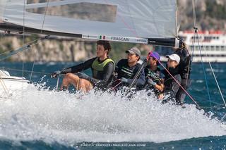 J70 Cup 2021 • Fraglia Vela Malcesine • Angela Trawoeger_K3I1974