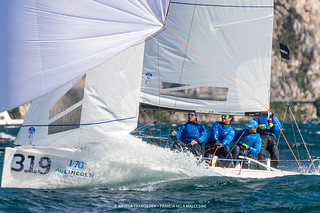 J70 Cup 2021 • Fraglia Vela Malcesine • Angela Trawoeger_K3I1935