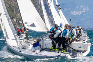 J70 Cup 2021 • Fraglia Vela Malcesine • Angela Trawoeger_K3I1739