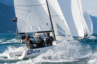 J70 Cup 2021 • Fraglia Vela Malcesine • Angela Trawoeger_K3I1156