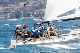 J70 Cup 2021 • Fraglia Vela Malcesine • Angela Trawoeger_K3I0136