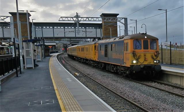 21 12 20 73961  73965 1Q51 1115 Derby RTC Serco to Eastleigh Works BRML Head Quarters