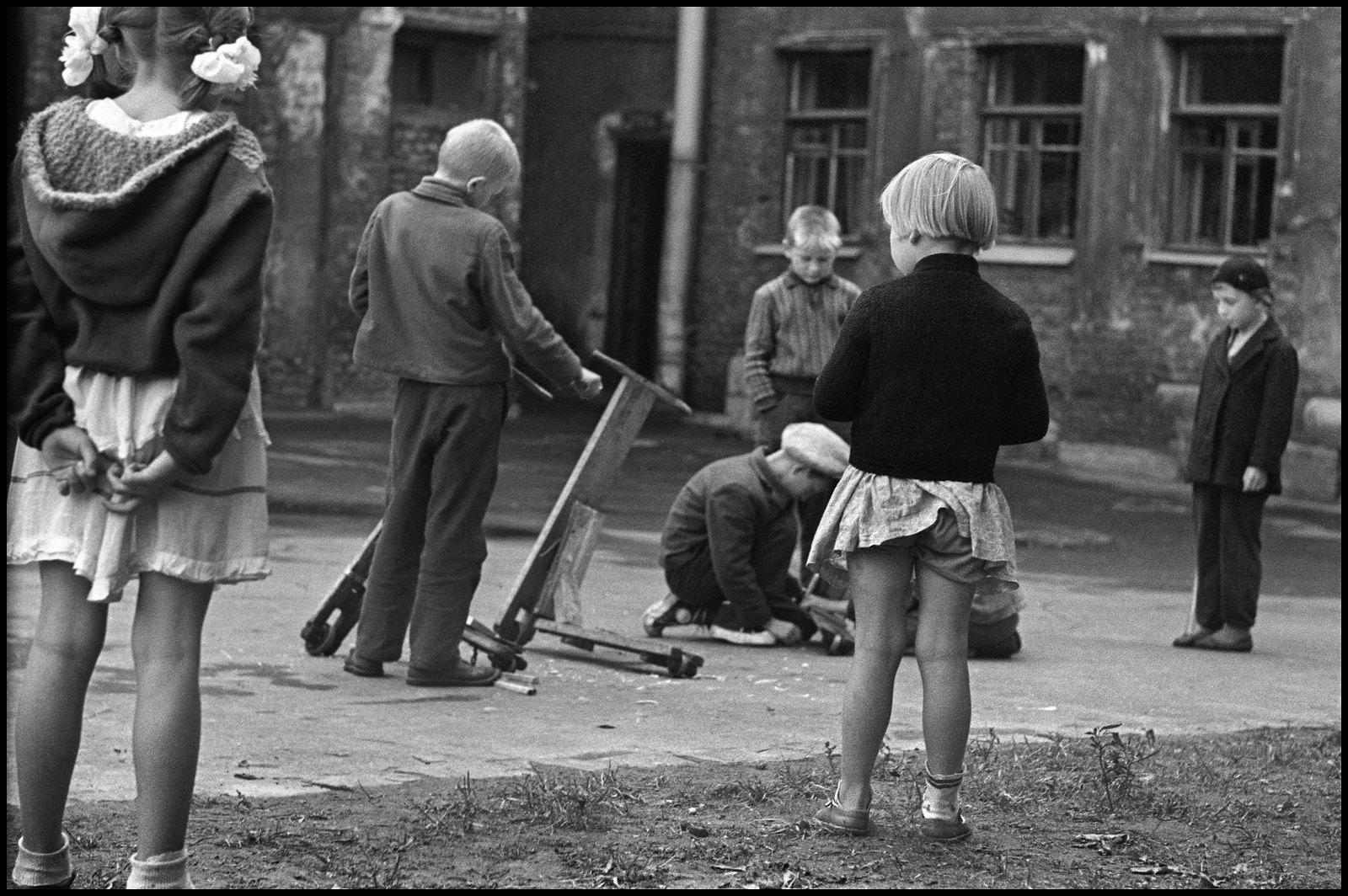 1952. Дети моей молодости...