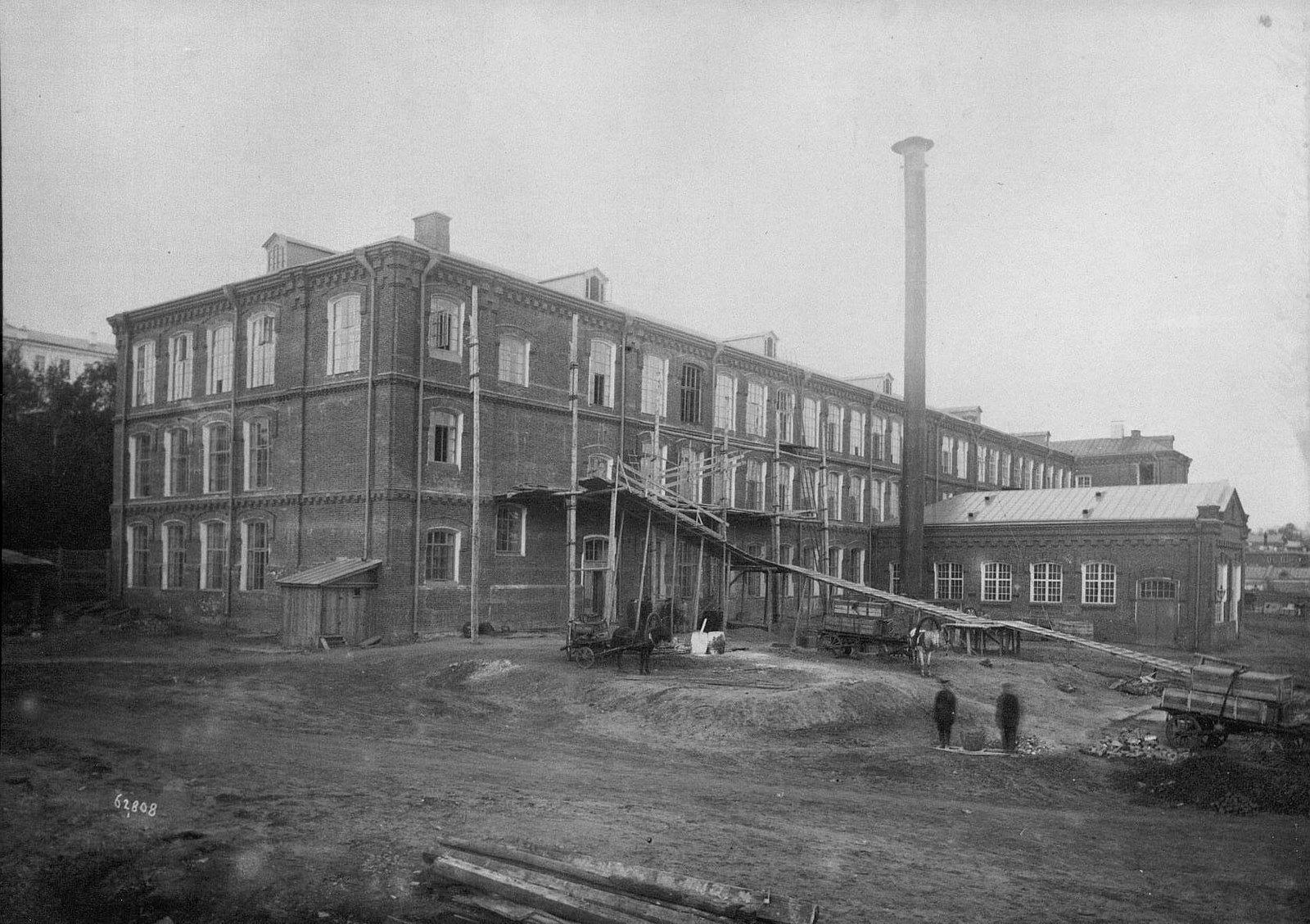 Фабричный корпус