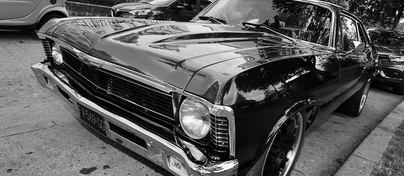 Chevrolet Nova 1972 Racer ( 6.2 litres LS3 Corvette ) 51305364414_0a69af0f0d_c