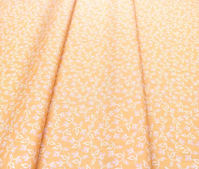 Monaluna Vintage 74 V74-02 Floret Tangerine
