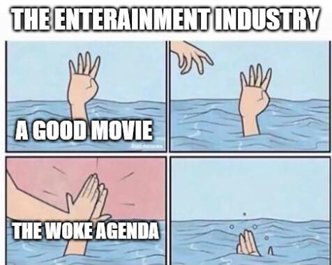 woke agenda