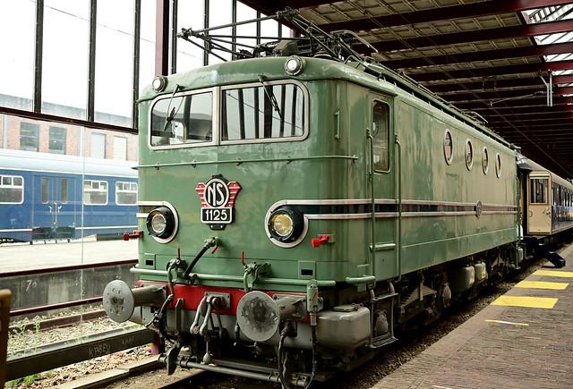 NS 1125  210711 Utrecht - Spoorwegmuseum 1001
