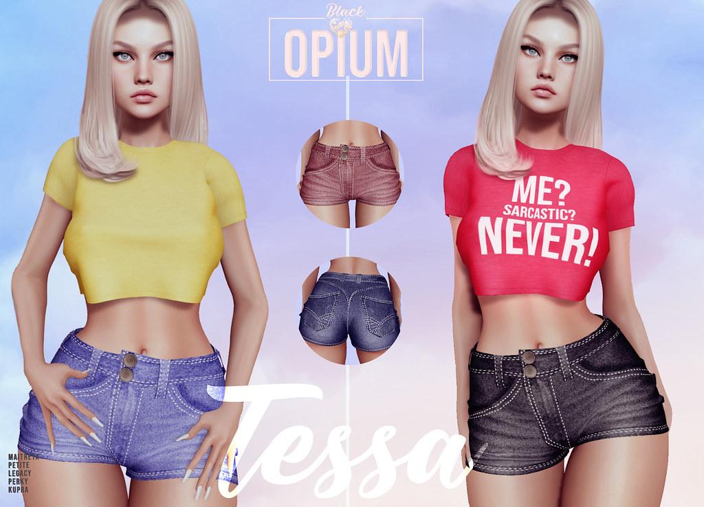 BlackOpium – Tessa