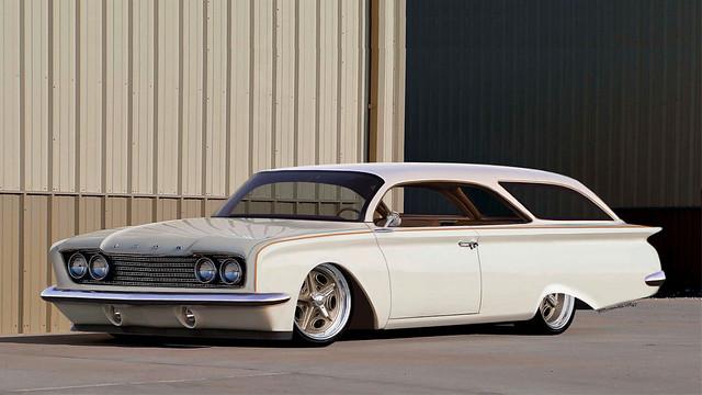 '60 Ford Country Sedan Wagon