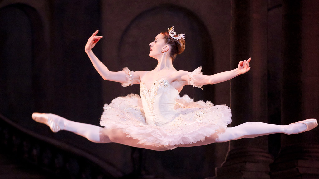 Marianela Nuñez in The Royal Ballet's The Sleeping Beauty