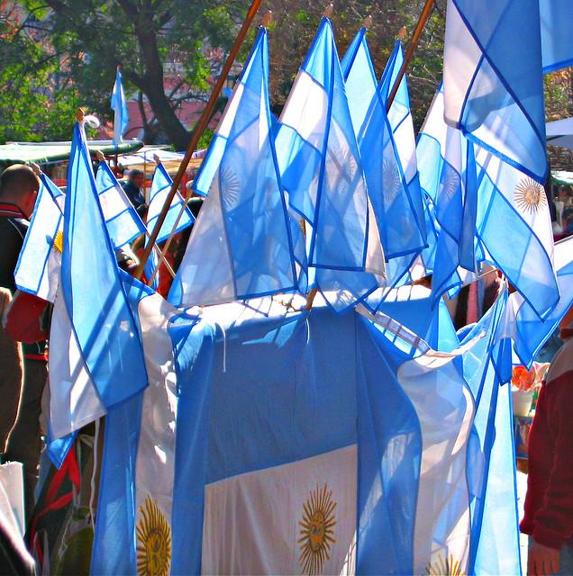 Congratulations to Argentina!