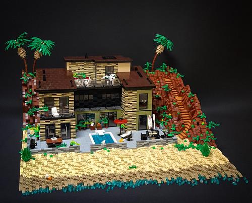 Olive Hill House MOC. Main.