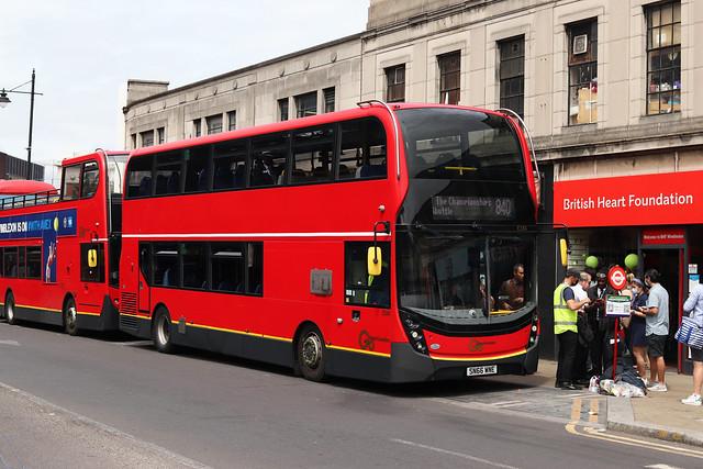 Route 840, Go Ahead London, E284, SN66WNE