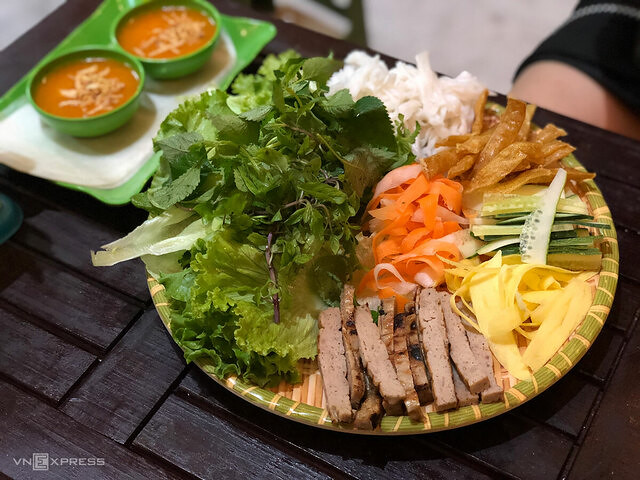 Nem Nuong Nha Trang