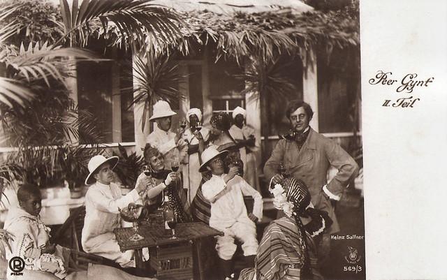 Heinz Salfner in Peer Gynt 2. Teil (1919)