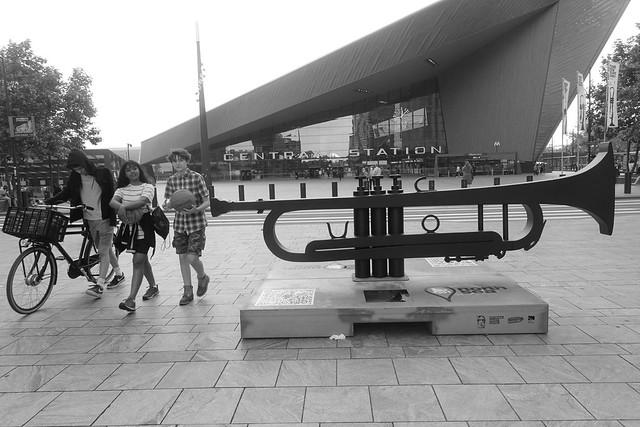 Rotterdam op 11-07-2021