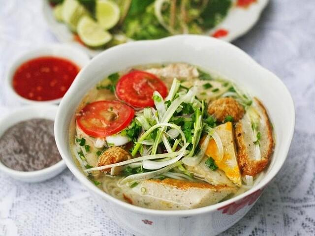 Jellyfish Noodles Nha Trang