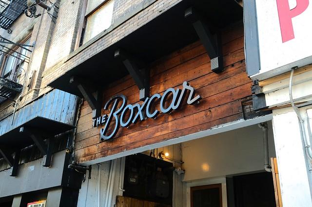 The Boxcar | Tacofino | Strathcona, Vancouver