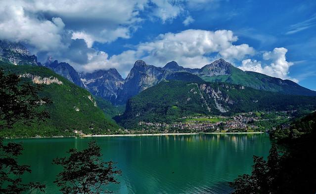 ITALIEN, Rund um den Molveno See, 79122/13839