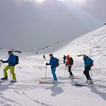 Skitouren Rueras 25.-28.3.21
