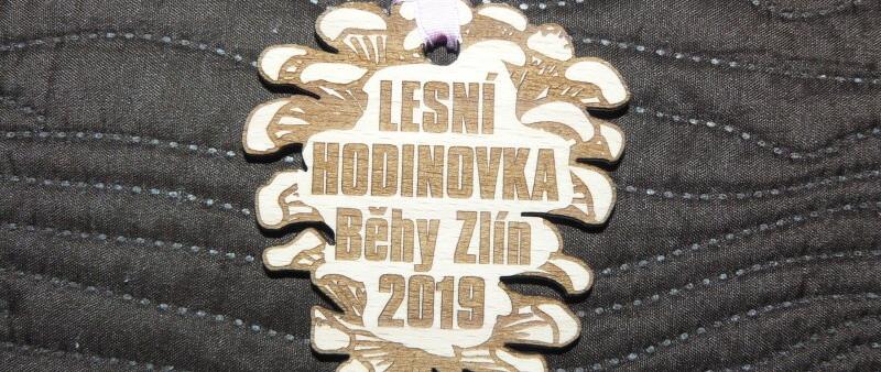 Ve Zlíně se už po devětatřicáté poběží lesní hodinovka