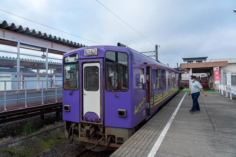 秋田縦貫鉄道
