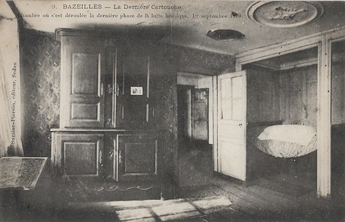 The (real) room of Les dernières cartouches