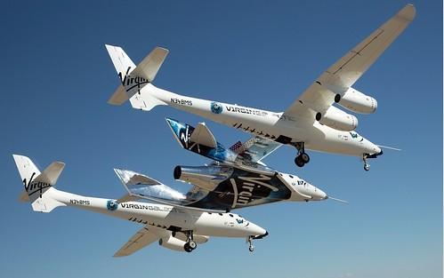 Virgin Galactic: Primer viaje turístico espacial