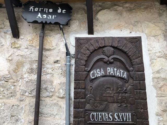 Restaurante Antigua Casa Patata (Torrelaguna)