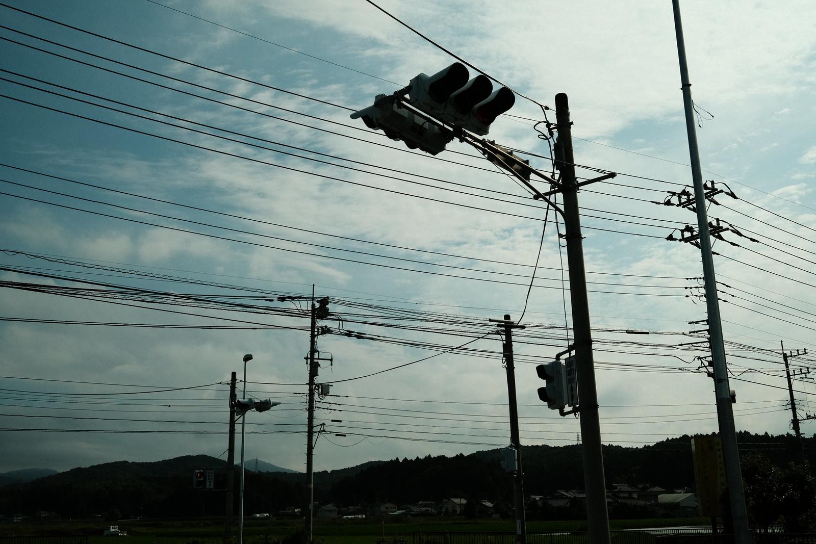 Electric wire in Japan, Ibaraki