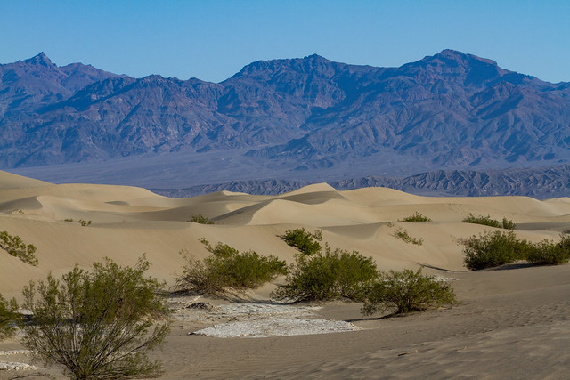 Armchair Traveling - Purple Mountain Majesty - Death Valley National Park