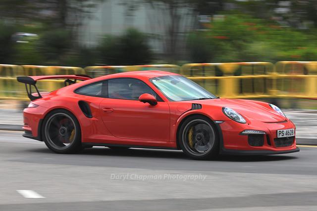 Porsche, 991 GT3RS, Kowloon Bay, Hong Kong