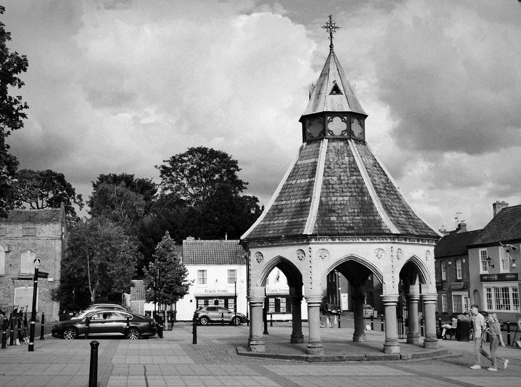 The Buttercross, Market Place, Bingham, Nottinghamshire.