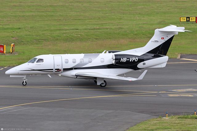 HB-VPO  -  Embraer EMB 505 Phenom 300 c/n 50500367  -  LTN/EGGW 11/7/21