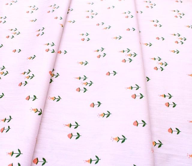 Monaluna Vintage 74 V74-11 Clover on Pink