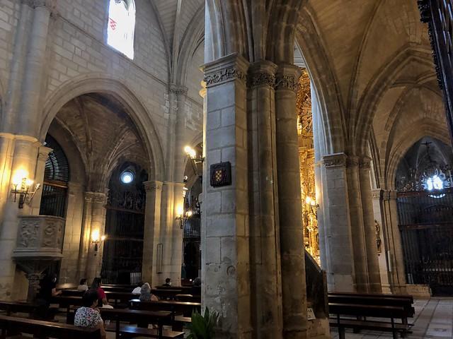 Interior de la iglesia de Torrelaguna (Lugares imprescindibles que ver en la villa de Torrelaguna)