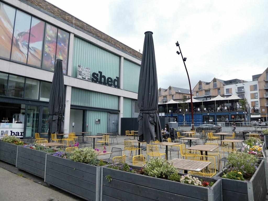 M Shed, Bristol Harbourside