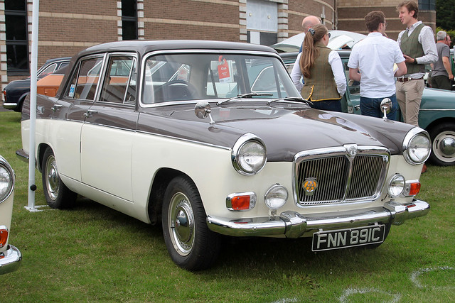 1965 MG Magnette (FNN 891C) 1600cc - BMC & Leyland Show - Gaydon 2021