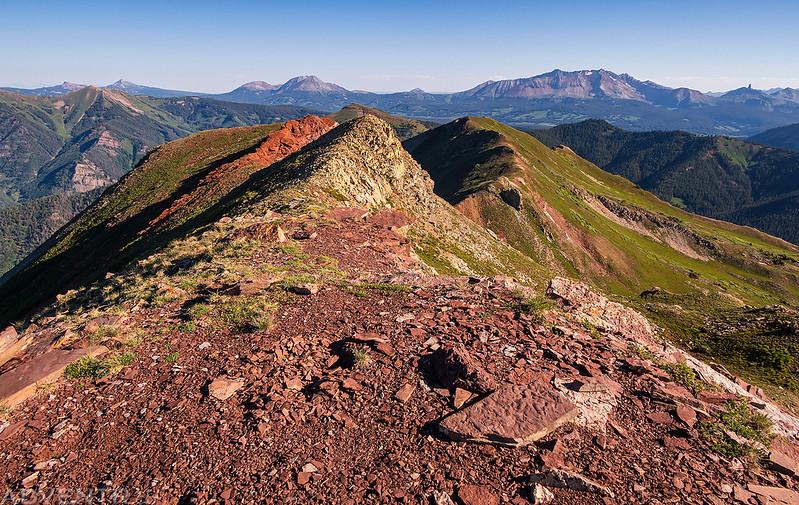 Blackhawk Mountain Summit