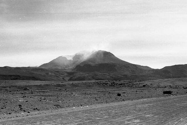 CHILE NORTE 2003 - Ruta del altiplano / Putre - Colchane