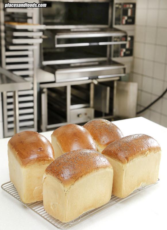 restoran sri karak freshly baked bread
