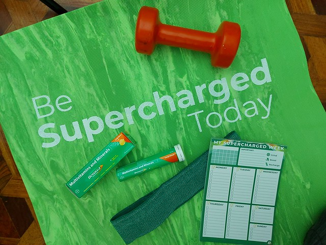 Berocca be supercharged