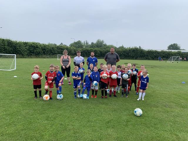 Barton Juniors FC Saturday Club