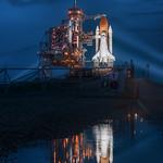 Shuttle Reflection