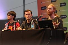 Conferencia desarrolladores videojuegos VJ15 - Bergesten Maincraft  (2)