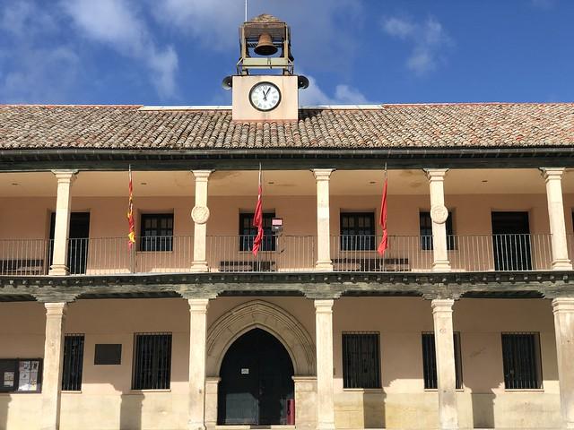 Ayuntamiento de Torrelaguna (antiguo pósito)